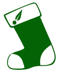 Green stockings clipartfest free. Christmas stocking clipart patterns