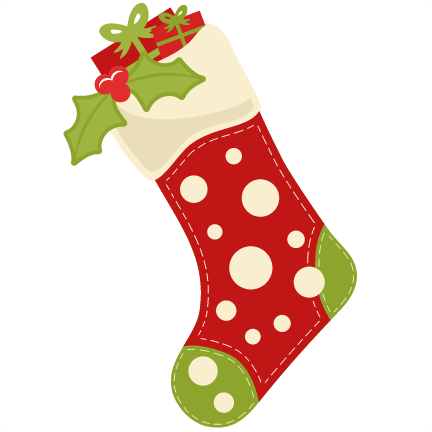 Clipartfest submit . Christmas stocking clipart patterns