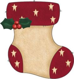 Christmas stocking clipart printables image library download Christmas stocking clipart printables - ClipartFest image library download