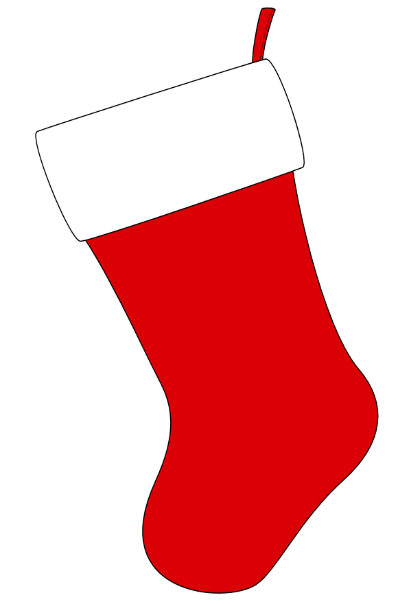Christmas stocking clipart printables graphic download Christmas stocking clipart printables - ClipartFest graphic download