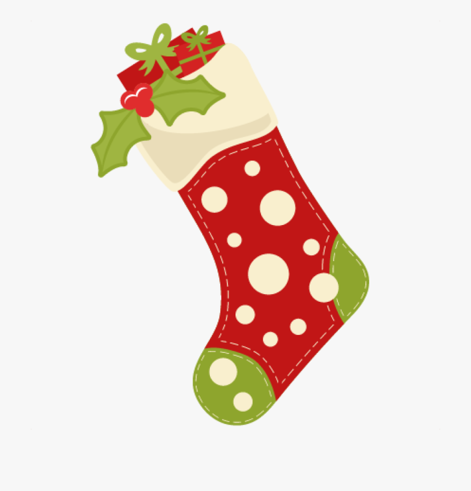 Christmas stockings clipart vector picture transparent Stocking Vector Svg - Cute Christmas Stocking Clipart #1762384 ... picture transparent