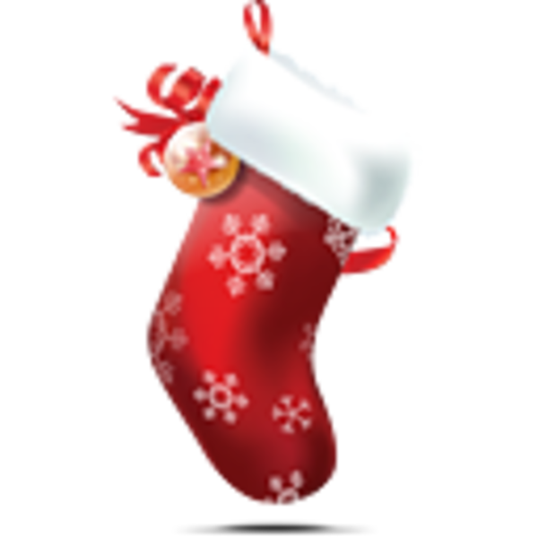 Christmas stockings fireplace clipart image freeuse Christmas Stocking | Free Images at Clker.com - vector clip art ... image freeuse