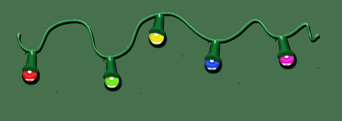 Christmas string lights clipart vector Clip Lighting - Democraciaejustica vector
