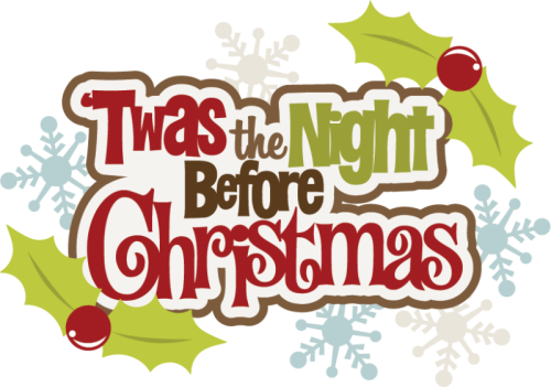 Christmas stupid clipart royalty free Twas the Friday before Christmas   NHRA royalty free