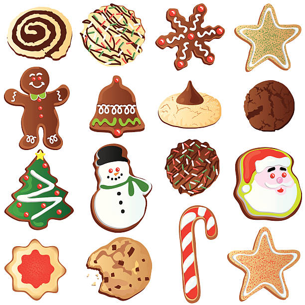 Christmas sugar cookies clipart graphic transparent download Christmas Sugar Cookie Clipart (102+ images in Collection) Page 3 graphic transparent download
