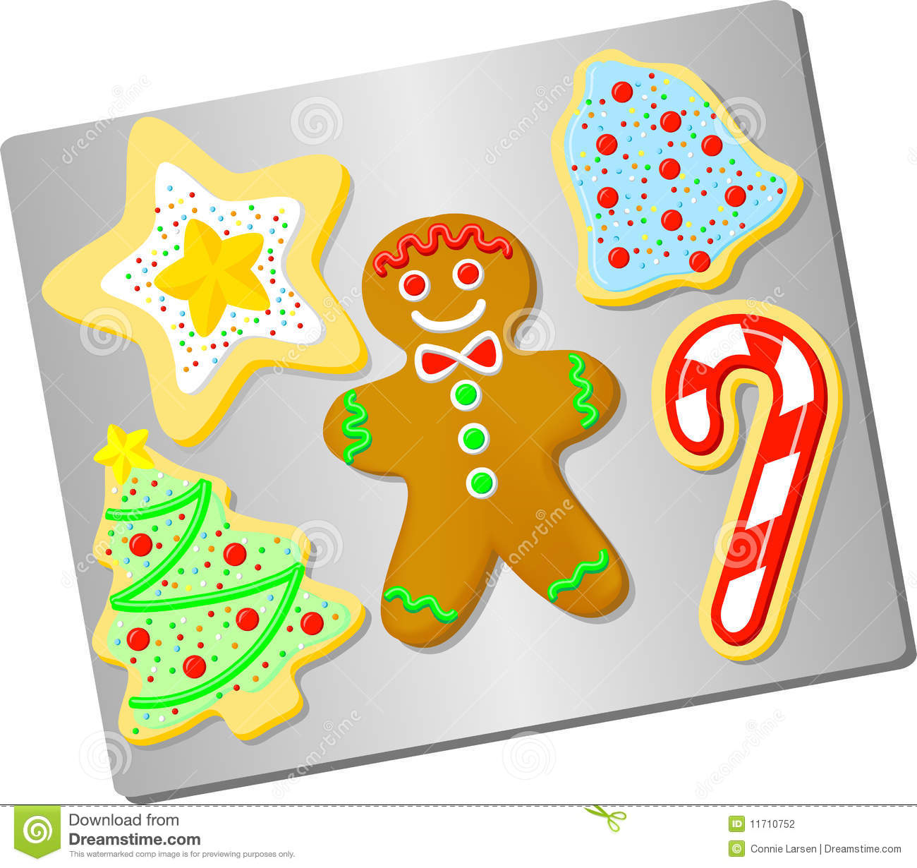 Christmas sugar cookies clipart clipart free library Christmas clip art sugar cookie - 15 clip arts for free download on EEN clipart free library
