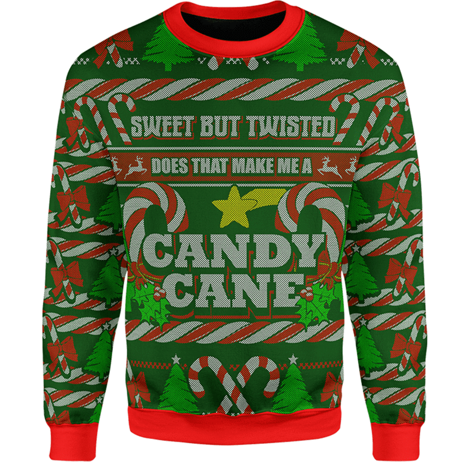 Christmas ugly sweater clipart image transparent stock Wanna Bake Some Cookies Christmas Sweater - Lunafide image transparent stock