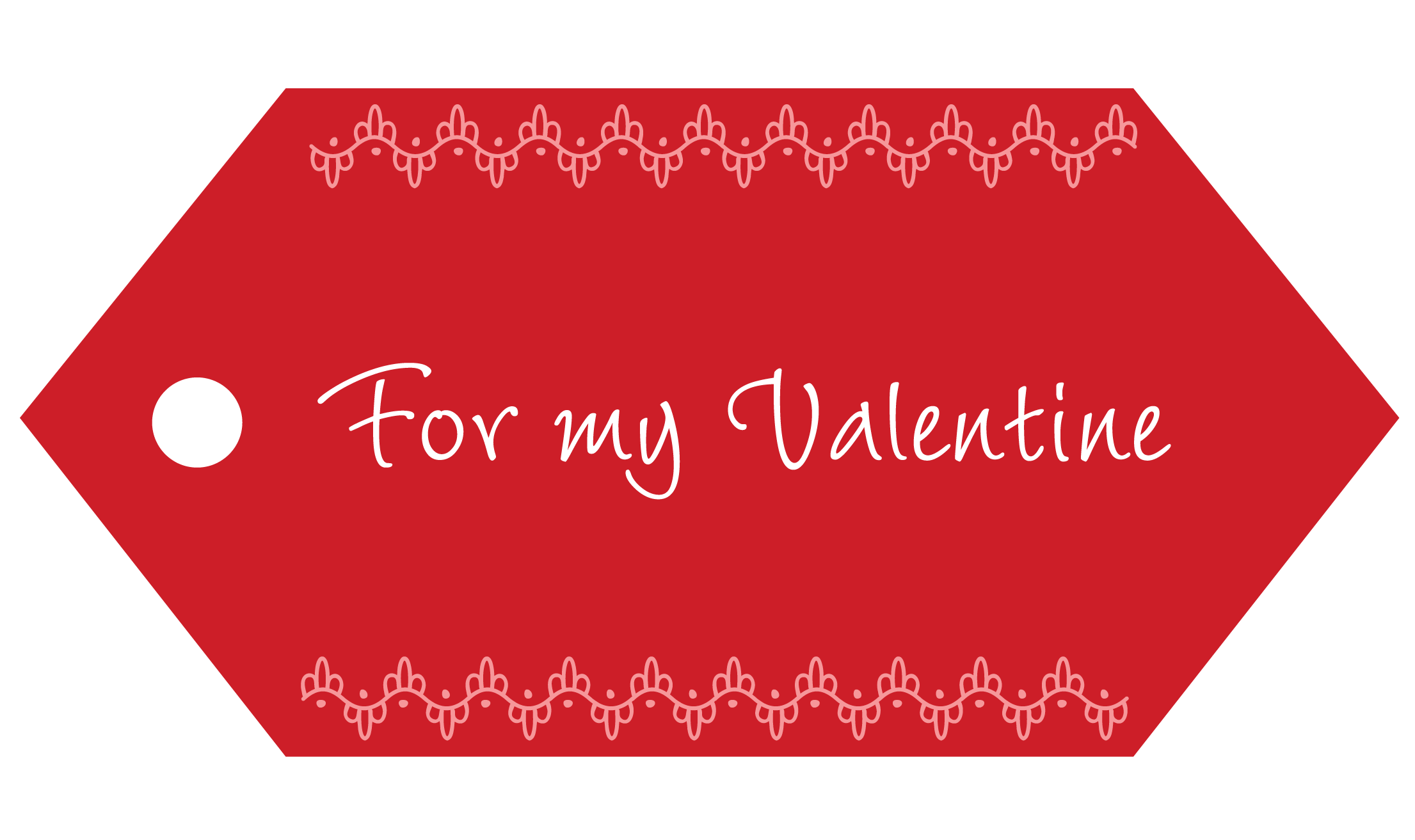 Christmas tag clipart svg freeuse Valentine Label PNG Clipart Picture | Gallery Yopriceville - High ... svg freeuse