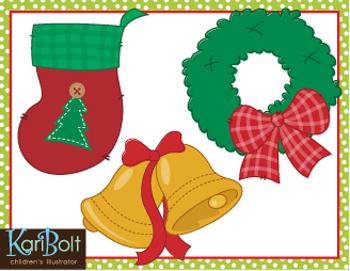 Christmas teacher clipart graphic transparent Free Christmas Clip Art graphic transparent