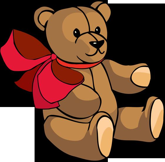 Christmas toys clipart clip royalty free Teddy Bear Toys Clipart clip royalty free