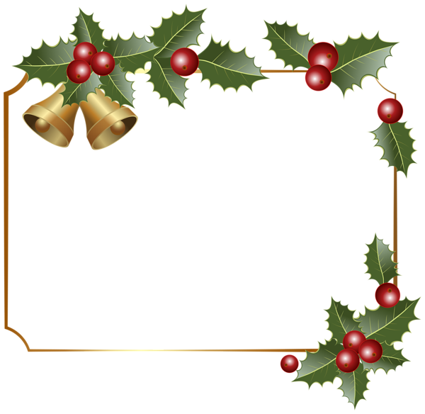 Christmas top border clipart clipart royalty free stock Gallery - Christmas PNG clipart royalty free stock