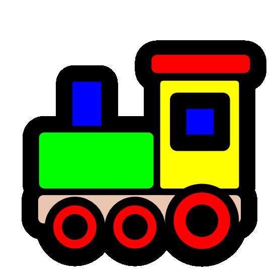 Money train clipart jpg black and white Toy Train Icon Christmas Xmas | Clipart Panda - Free Clipart Images jpg black and white