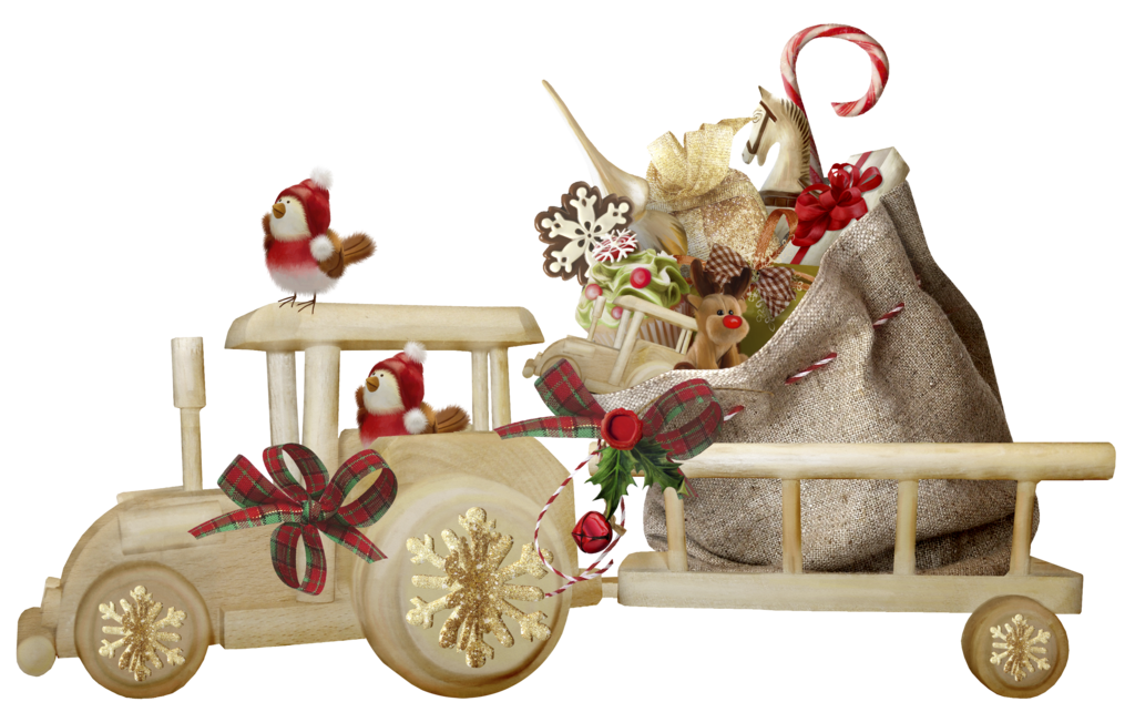 Christmas train clipart clipart black and white Christmas train PNG by Sinphie on DeviantArt clipart black and white