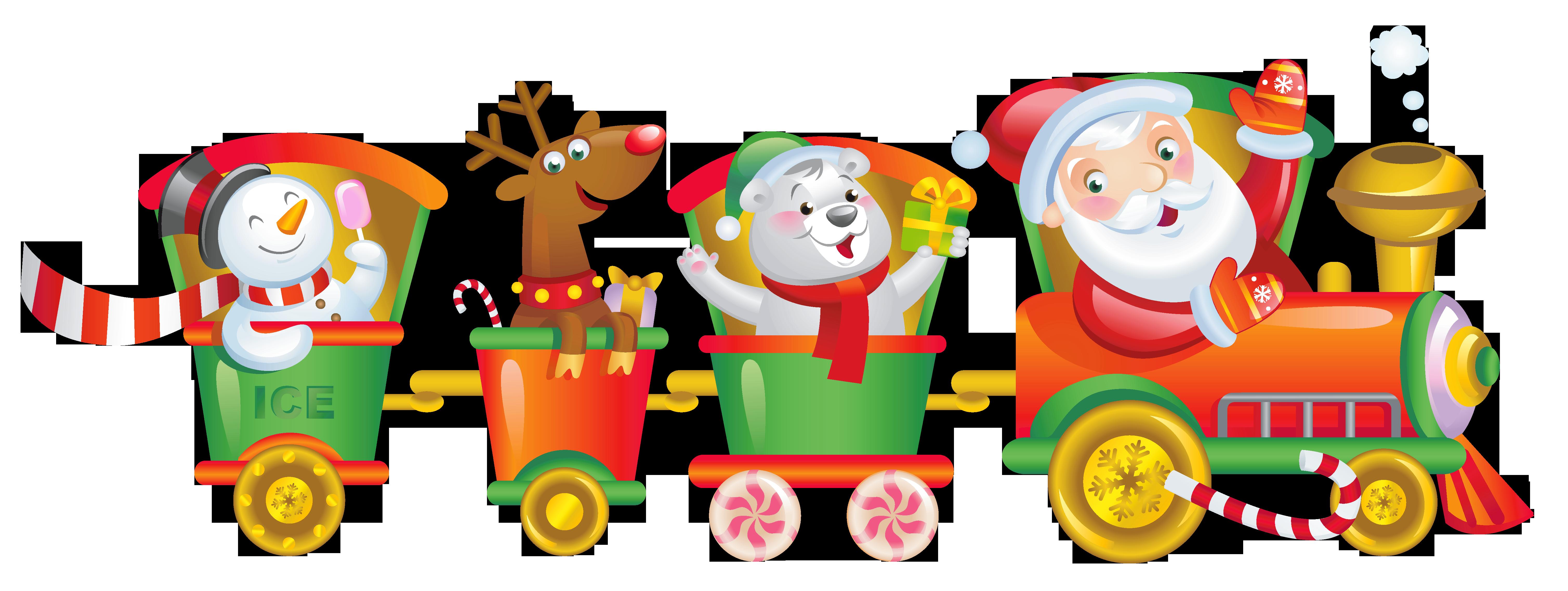 Christmas train clipart jpg royalty free stock 28+ Collection of Christmas Train Clipart   High quality, free ... jpg royalty free stock