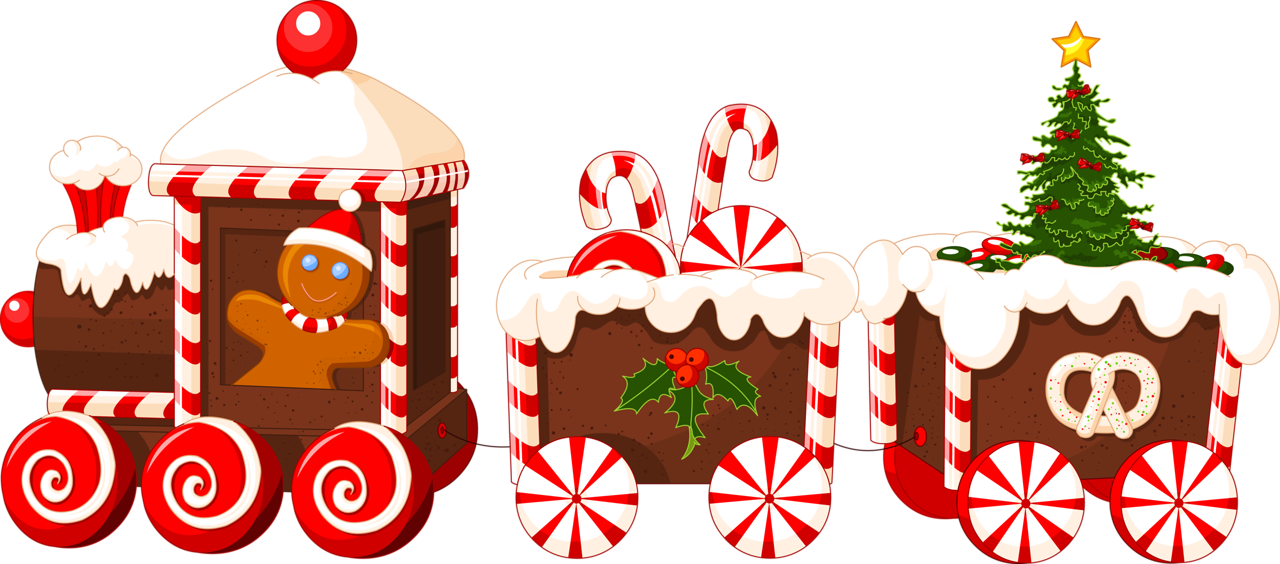 Gingerbread house icing template clipart picture free stock Christmas Train Clipart at GetDrawings.com | Free for personal use ... picture free stock