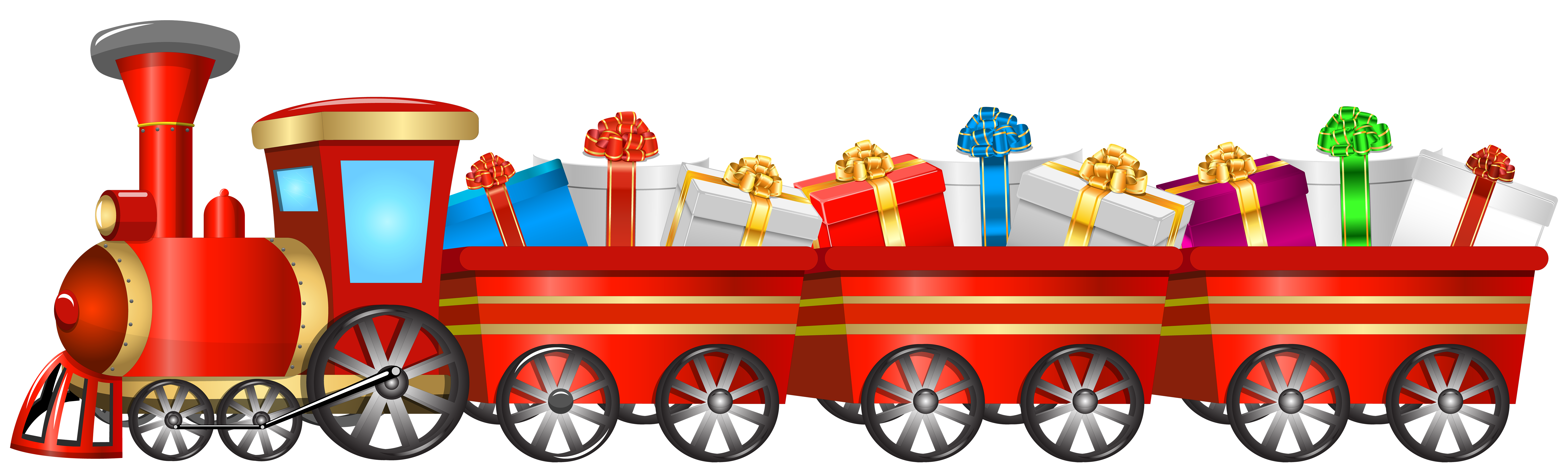 Christmas vacation clipart svg transparent stock Free Christmas Train Cliparts, Download Free Clip Art, Free Clip Art ... svg transparent stock