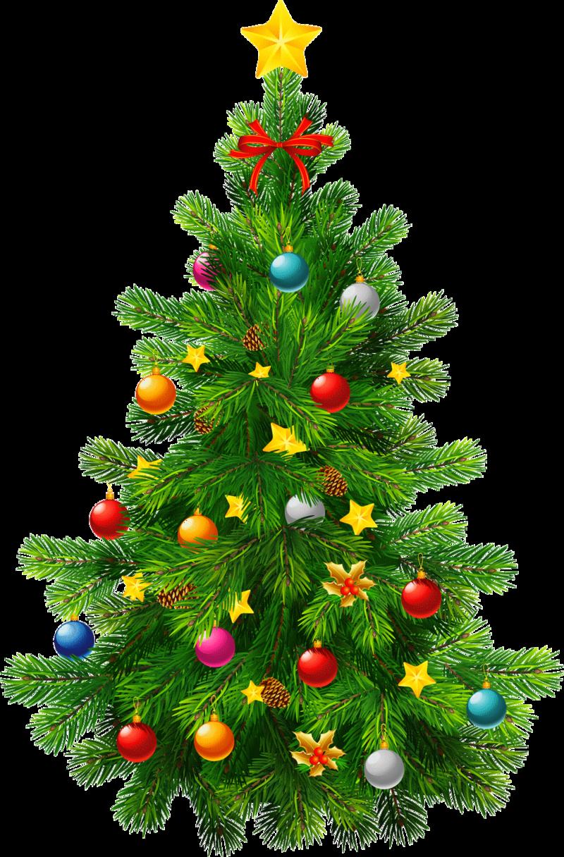 Christmas transparent clipart jpg royalty free download Christmas tree transparent clipart #35282 - Free Icons and PNG ... jpg royalty free download