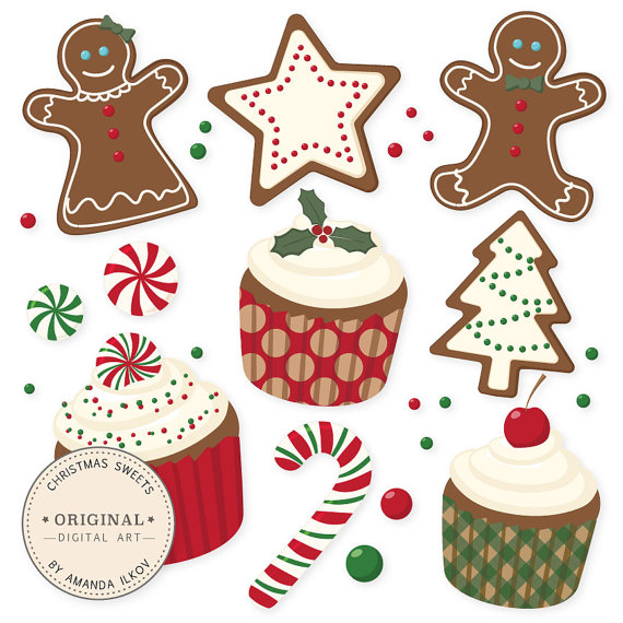 Christmas treat bag clipart picture library Free Christmas Treats Cliparts, Download Free Clip Art, Free Clip ... picture library