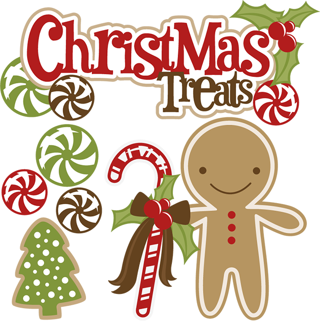 Christmas treats clipart graphic free stock 28+ Collection of Christmas Treat Clipart | High quality, free ... graphic free stock