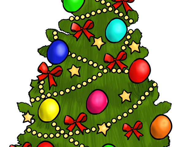 Clipart christmas tree with presents graphic transparent download Christmas Tree With Presents Clipart Free Download Clip Art - carwad.net graphic transparent download