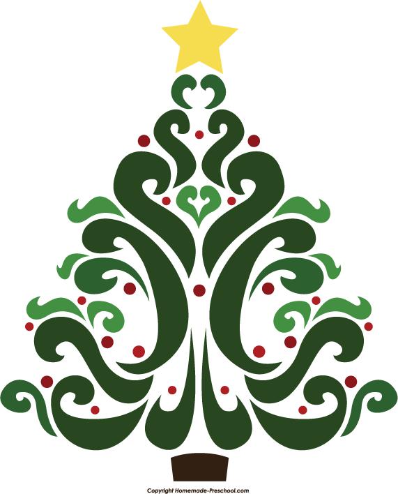 Christmas tree artwork clipart royalty free Christmas tree artwork clipart - ClipartFest royalty free