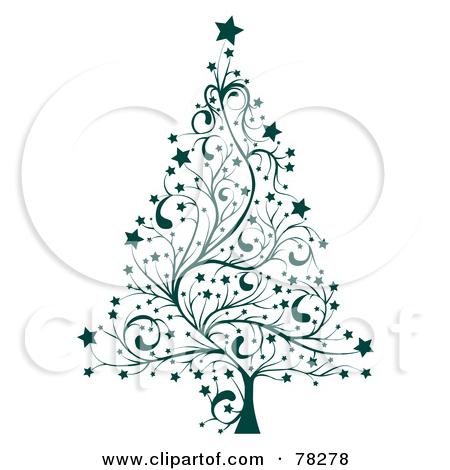 Christmas tree artwork clipart svg transparent download Christmas tree artwork clipart - ClipartFest svg transparent download