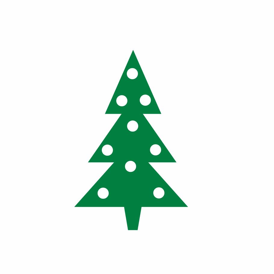 Christmas tree artwork clipart banner freeuse Christmas Tree Artwork - ClipArt Best banner freeuse