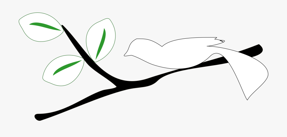 Christmas tree branch clipart black and white image transparent stock Tree Branch Clip Art Black And White Cliparts - Clipart Black And ... image transparent stock
