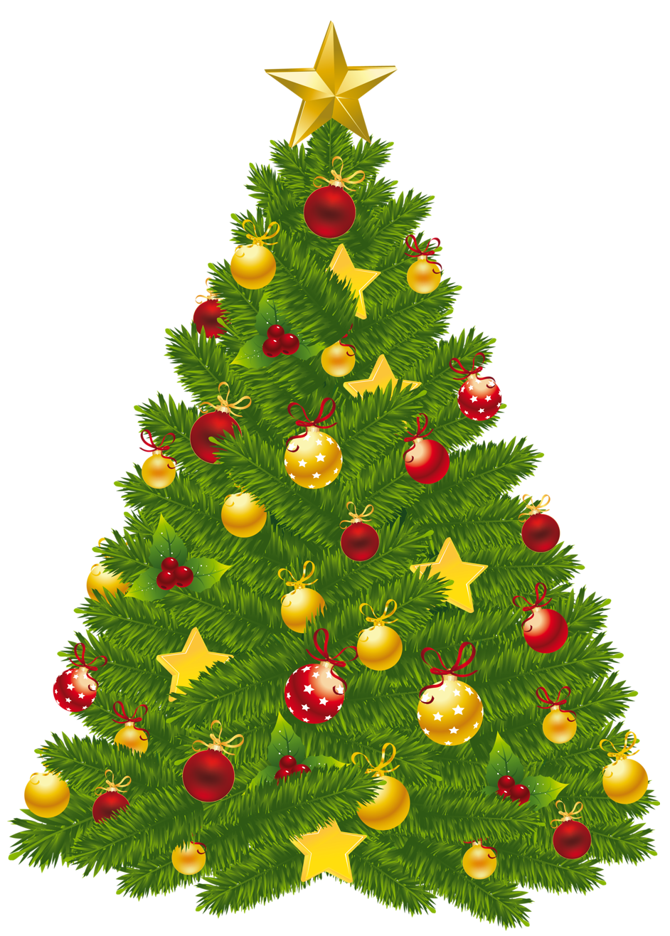 Transparent christmas tree clipart jpg freeuse Transparent Christmas Tree Clipart | Gallery Yopriceville - High ... jpg freeuse