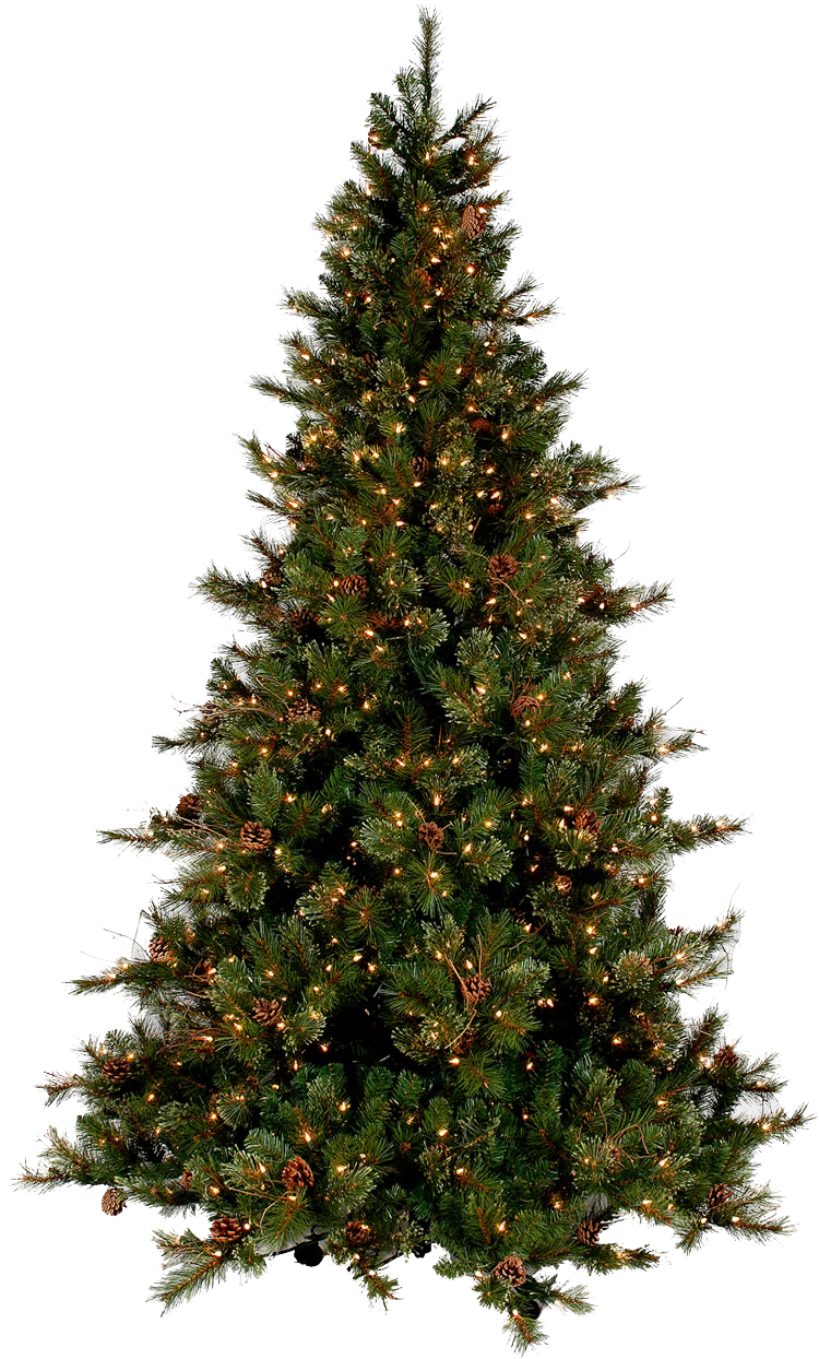 Christmas tree clipart graphics graphic black and white Free Christmas Tree PNG Transparent Images, Download Free Clip Art ... graphic black and white