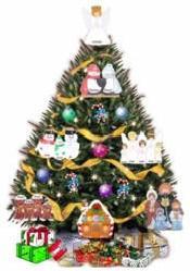Christmas tree clipart jpeg jpg transparent stock Christmas Tree Clipart - Free Holiday Graphics jpg transparent stock