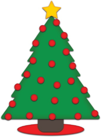 Christmas tree clipart jpeg clip royalty free download Christmas tree clipart jpeg - ClipartFest clip royalty free download