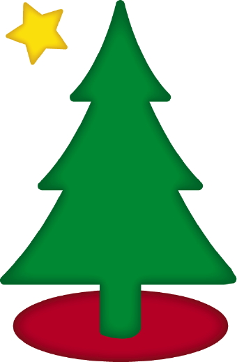 Christmas tree clipart jpeg vector free library Simple Christmas Tree Clipart - Clipart Kid vector free library