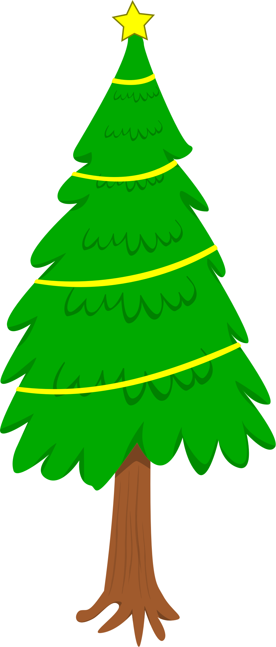 Christmas tree clipart simple clipart royalty free download Clipart - Christmas Tree clipart royalty free download