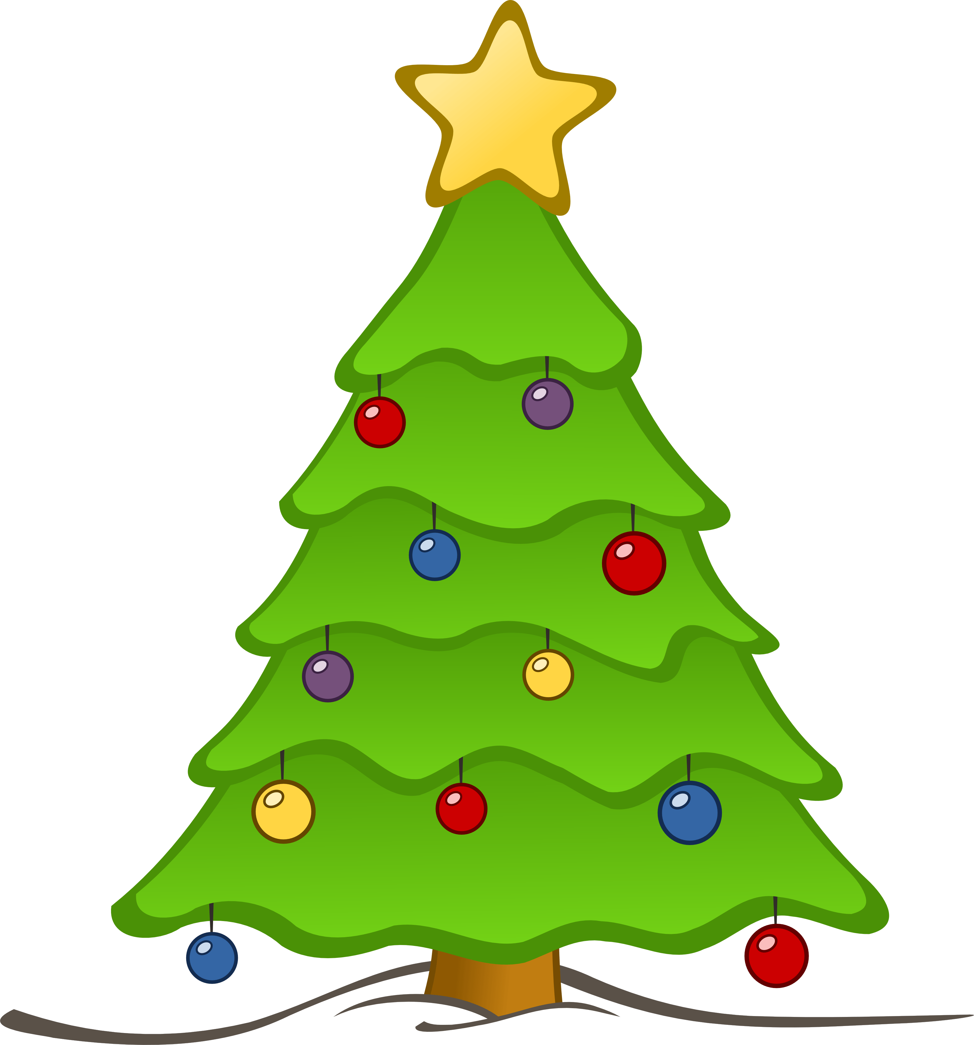 Christmas tree farm clipart svg freeuse stock Christmas Tree Safety Tips from FDNY - NYC on the Cheap svg freeuse stock