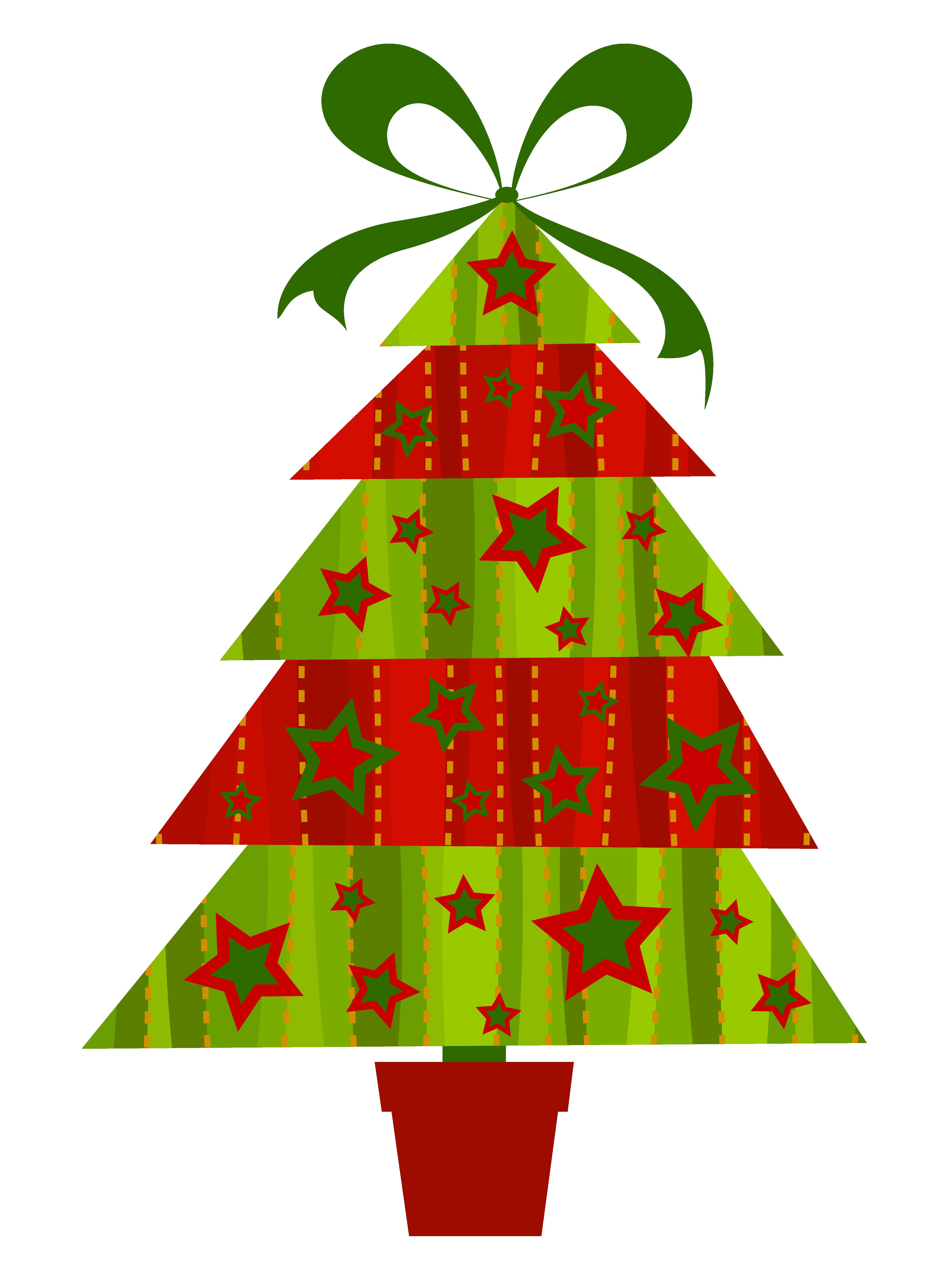Free modern christmas clipart image freeuse stock Free Christmas Tree Clip Art, Download Free Clip Art, Free Clip Art ... image freeuse stock