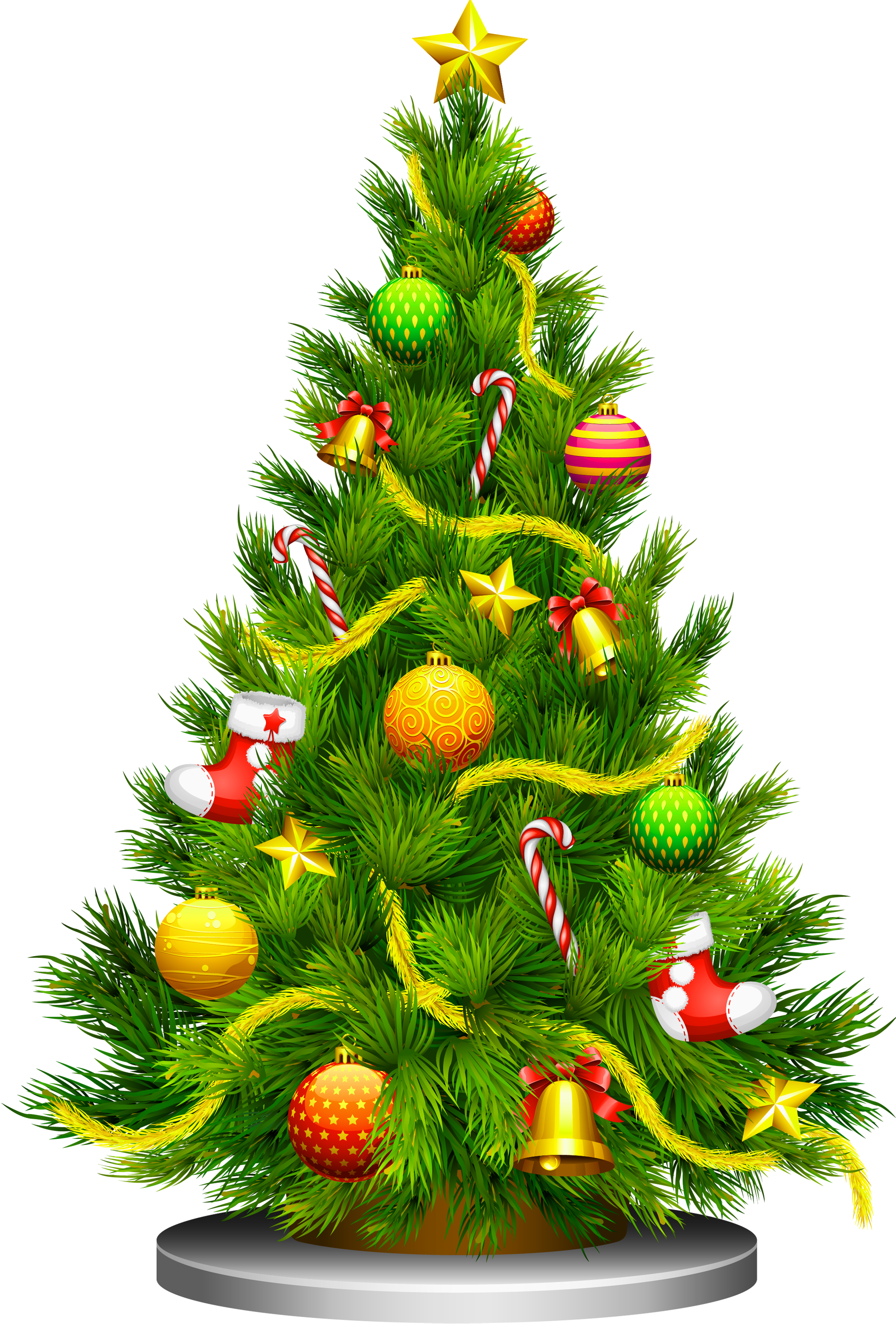 Xmas tree clipart png clipart free Transparent Christmas Tree Clipart | Gallery Yopriceville - High ... clipart free