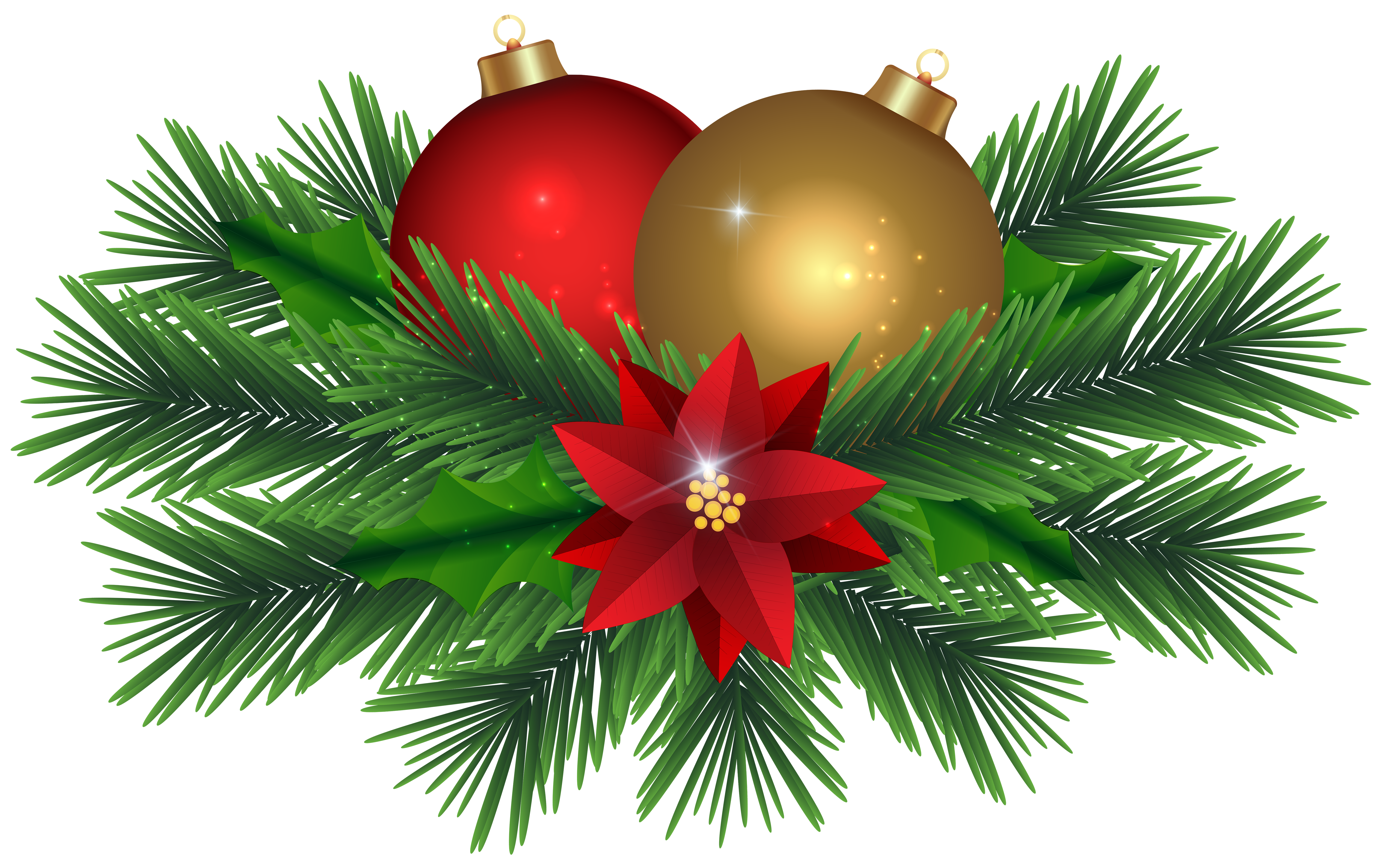Christmas tree on car clipart graphic freeuse stock Christmas Decor PNG Clip Art Image | Gallery Yopriceville - High ... graphic freeuse stock