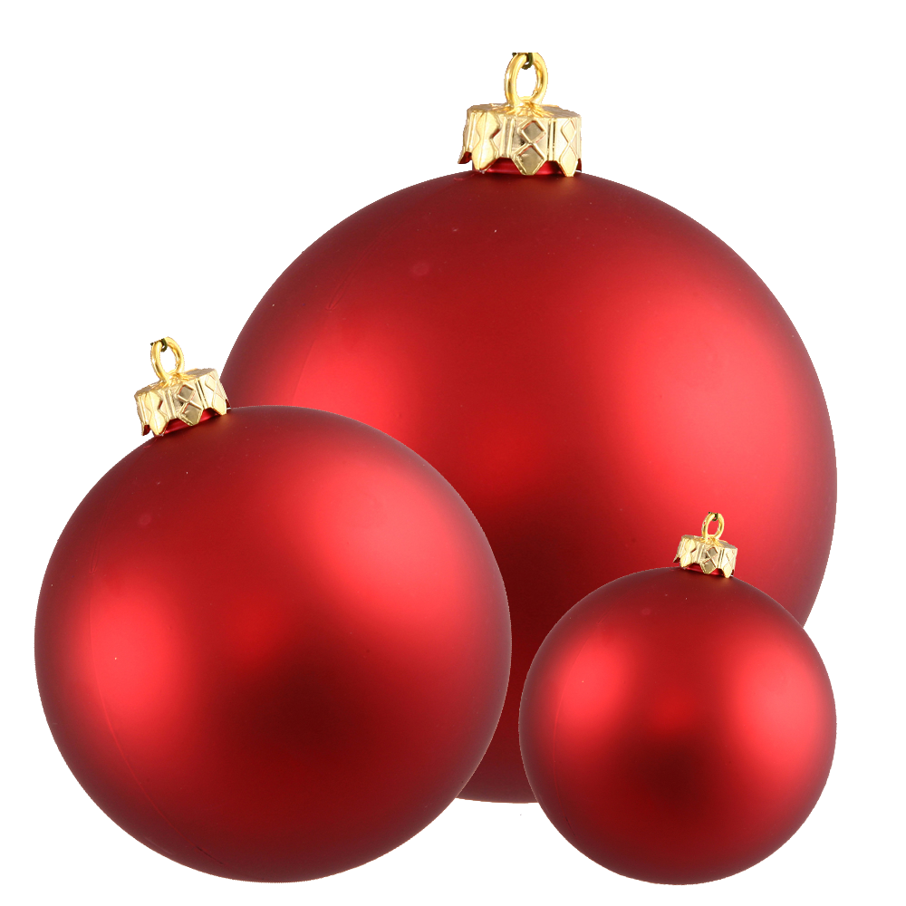 Christmas tree ornament clipart clip library stock Red Christmas Tree Ornaments – Happy Holidays! clip library stock