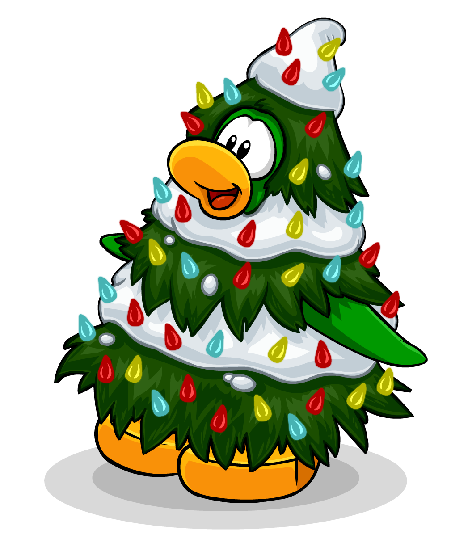 Christmas tree penguin clipart image free library Christmas Clipart | jokingart.com image free library