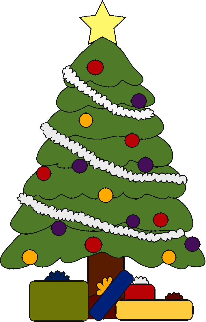 Christmas tree shop clipart graphic library library Kisekae 2 Prop - Christmas Tree by Zebuta on DeviantArt graphic library library