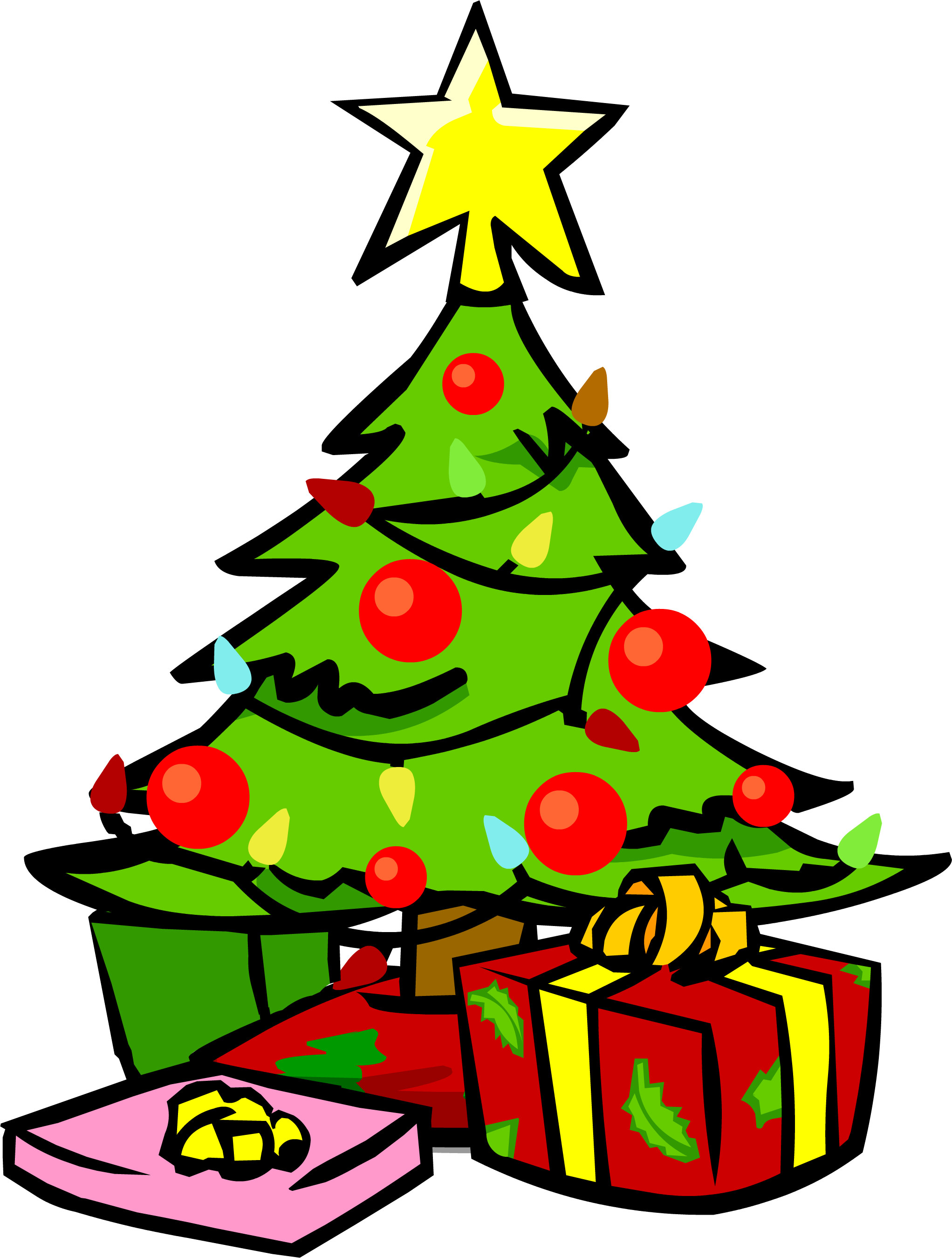 Christmas tree shop clipart vector free download Image - Small Christmas Tree sprite 015.png | Club Penguin Wiki ... vector free download