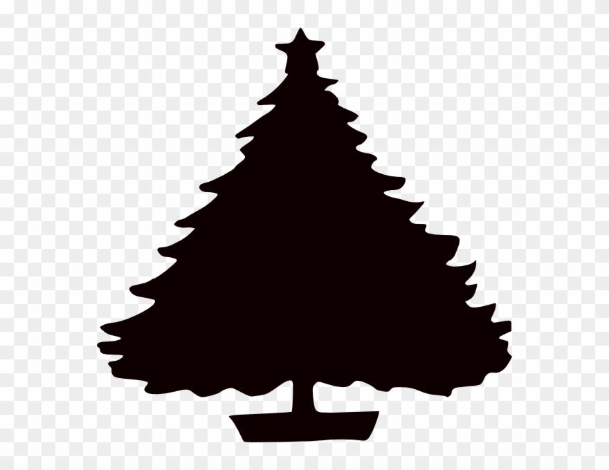 Christmas tree silhouette clipart free jpg Christmas Tree Silhouette Free Download Clip Art Free - Christmas ... jpg