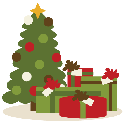 Christmas tree with presents and santa clipart png royalty free stock Christmas Gift Card clipart - Gift, Christmas, Tree, transparent ... png royalty free stock
