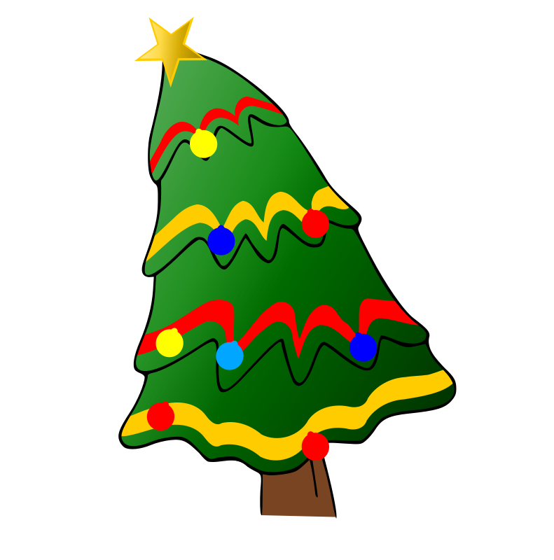 Christmas tree with presents clipart black and white stock Christmas Tree With Presents Clipart   Clipart Panda - Free Clipart ... black and white stock