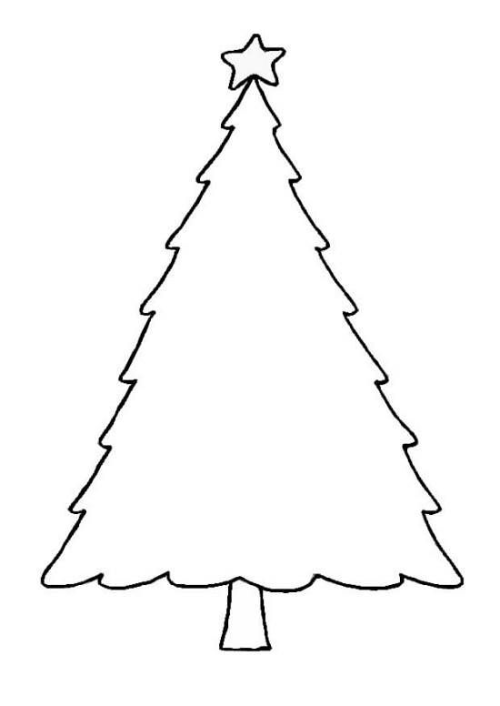 Christmas trees outline clipart clipart freeuse download Christmas Tree Outline On Black Clipart Clipart Suggest | Home ... clipart freeuse download