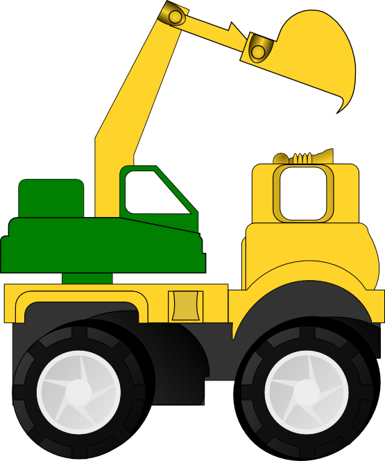 Christmas truck clipart jpg library library Truck clipart 6 - Clipartix jpg library library