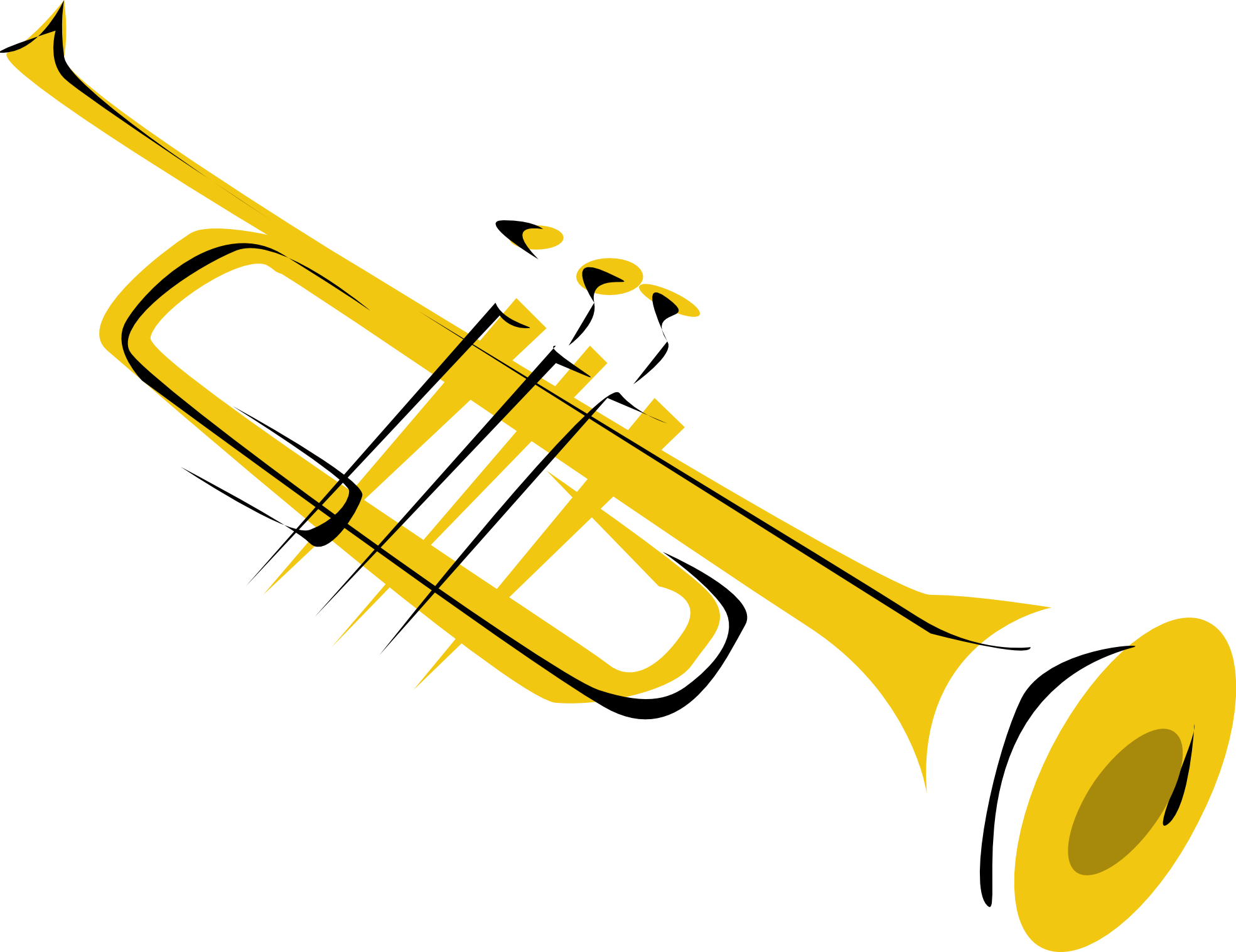 Trumpet clipart for preschool vector download Free Trumpet Images, Download Free Clip Art, Free Clip Art on ... vector download
