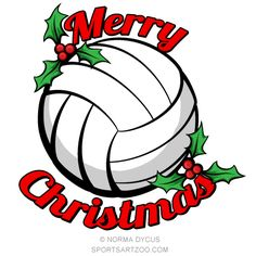 Christmas volleyball clipart clipart library library 80 Best Volleyball Christmas images in 2018 | Christmas crafts ... clipart library library