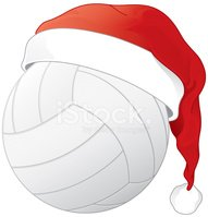 Christmas volleyball clipart jpg black and white Christmas Volleyball stock vectors - Clipart.me jpg black and white